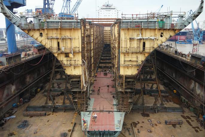 Ship Widening